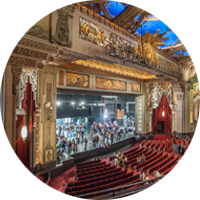 Pantages Theatre, Hollywood