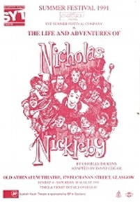 The Life and Times of Nicholas Nickleby