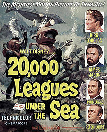 """20,000 Leagues Under The Sea"" (1954)"
