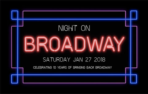 2018 Night On Broadway