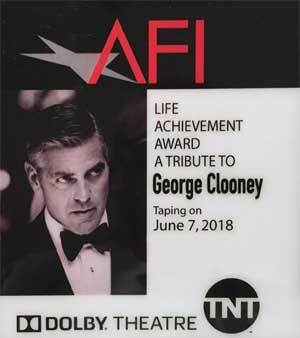 AFI Life Achievement Award: A Tribute to George Clooney