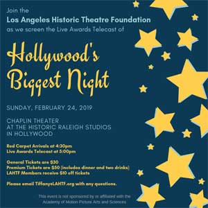 Hollywood's Biggest Night
