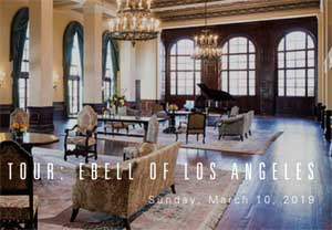 Ebell of Los Angeles Tours