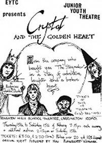 Crystal & the Golden Heart