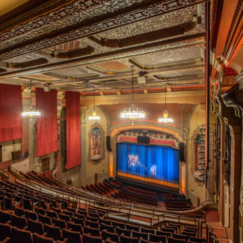 Balboa Theatre Open House