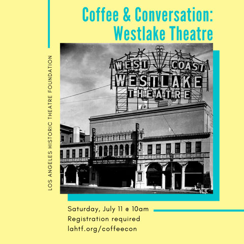 Coffee & Conversation: Westlake Theatre
