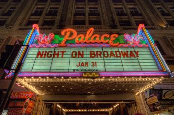 Marquee - Night On Broadway 2015