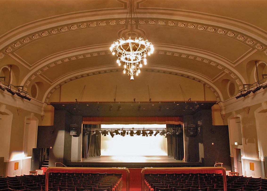 Church Hill Theatre Edinburgh Mike Hume Technical Theatre