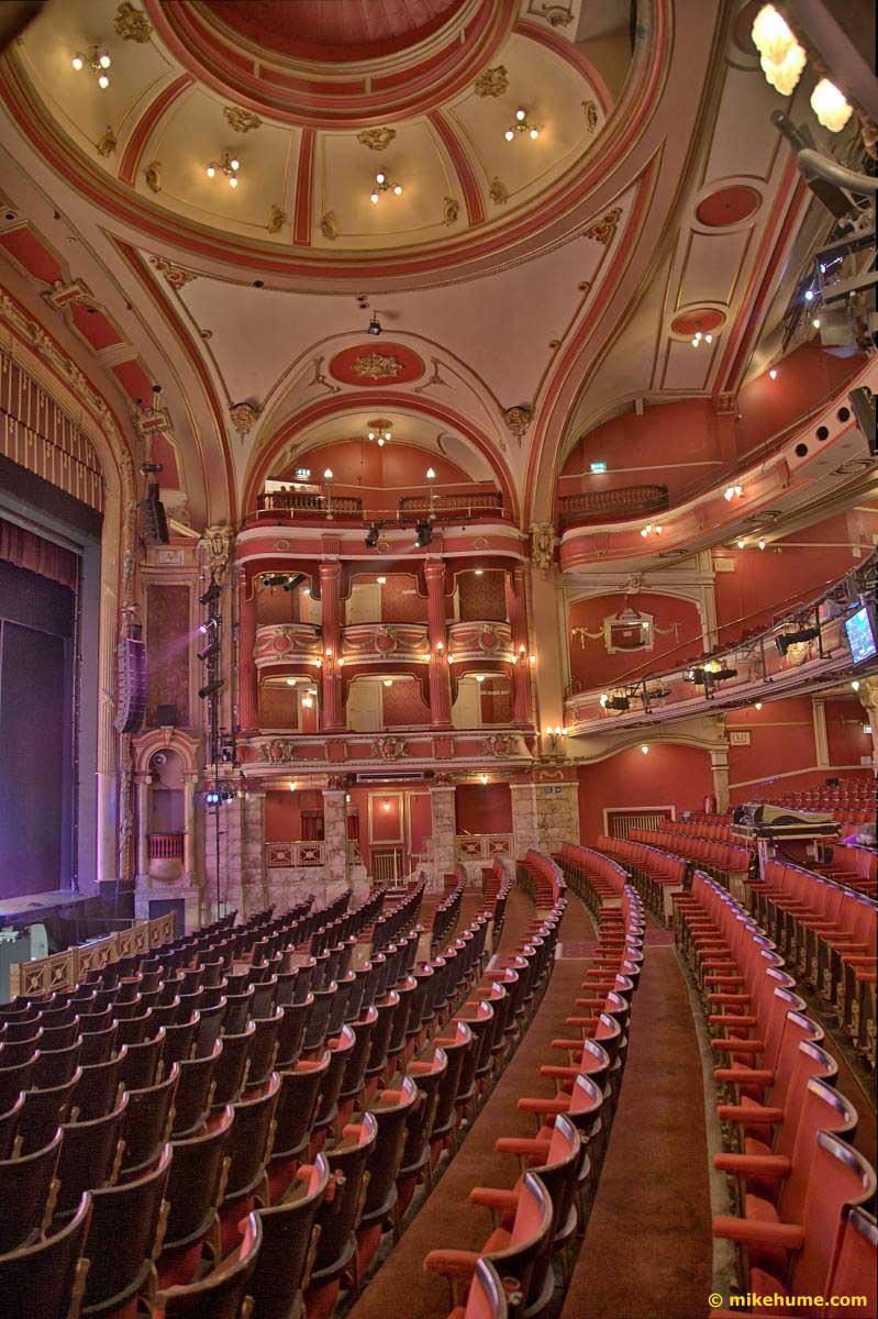 Bristol Hippodrome Bristol Mike Hume Technical Theatre
